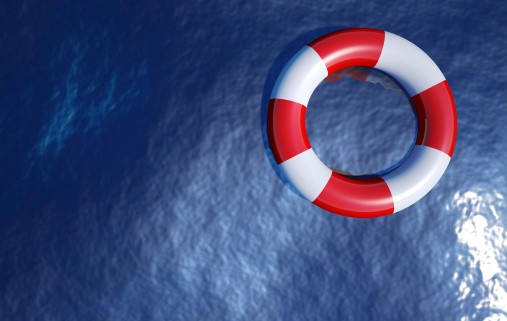 Life Insurance Image (Life Preserver)